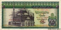 20 Pounds ÉGYPTE  1976 P.048 pr.TTB