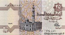 25 Piastres ÉGYPTE  1979 P.049 SUP