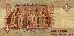 1 Pound ÉGYPTE  1978 P.050a TB
