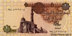 1 Pound ÉGYPTE  1980 P.050a TTB