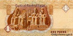 1 Pound ÉGYPTE  1980 P.050a SUP
