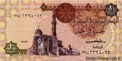 1 Pound ÉGYPTE  1982 P.050a TTB+