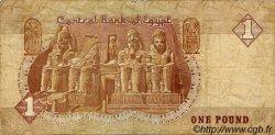 1 Pound ÉGYPTE  1984 P.050a B+