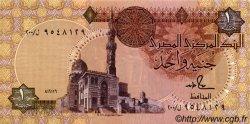1 Pound ÉGYPTE  1986 P.050b SUP
