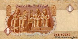 1 Pound ÉGYPTE  1986 P.050b TTB