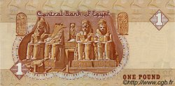 1 Pound ÉGYPTE  1986 P.050b NEUF