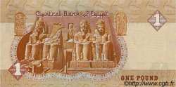 1 Pound ÉGYPTE  1987 P.050b NEUF