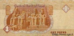 1 Pound ÉGYPTE  1989 P.050b TTB