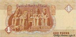 1 Pound ÉGYPTE  1989 P.050b SPL