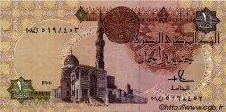 1 Pound ÉGYPTE  1990 P.050b TTB