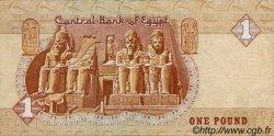 1 Pound ÉGYPTE  1992 P.050c TB+