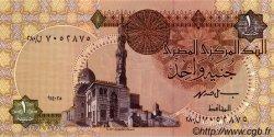 1 Pound ÉGYPTE  1995 P.050c NEUF
