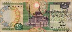 20 Pounds ÉGYPTE  1992 P.052c pr.TTB