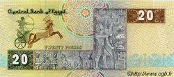 20 Pounds ÉGYPTE  1992 P.052c NEUF