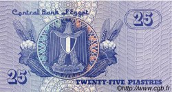 25 Piastres ÉGYPTE  1987 P.057a NEUF