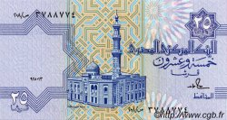 25 Piastres ÉGYPTE  1993 P.057b NEUF