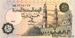50 Piastres ÉGYPTE  1987 P.058b NEUF