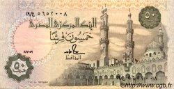 50 Piastres ÉGYPTE  1989 P.058b TTB