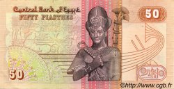 50 Piastres ÉGYPTE  1989 P.058b NEUF