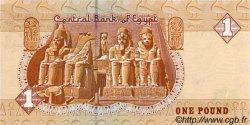 1 Pound ÉGYPTE  2001 P.050f NEUF