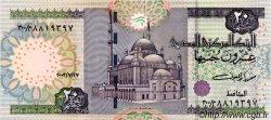 20 Pounds ÉGYPTE  2003 P.065 NEUF