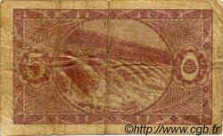 5 Piastres ÉGYPTE  1940 P.163 TB