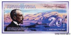 20 Dollars ANTARCTICA  1996 P. NEUF