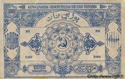 100000 Roubles AZERBAIDJAN  1922 PS.717b TTB+