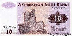 10 Manat AZERBAIDJAN  1992 P.12 pr.NEUF