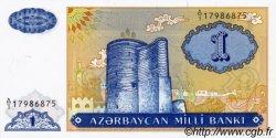 1 Manat AZERBAIDJAN  1993 P.14 NEUF