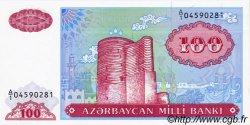 100 Manat AZERBAIDJAN  1993 P.18a NEUF