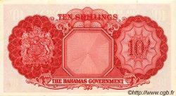 10 Shillings BAHAMAS  1953 P.14d pr.NEUF