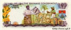 50 Cents BAHAMAS  1965 P.17 NEUF