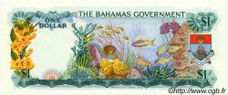 1 Dollar BAHAMAS  1965 P.18a pr.NEUF