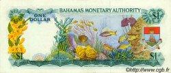 1 Dollar BAHAMAS  1968 P.27a SPL
