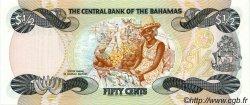 50 Cents BAHAMAS  1984 P.42a NEUF
