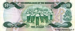 1 Dollar BAHAMAS  1984 P.43a TTB+