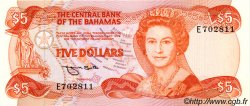 5 Dollars BAHAMAS  1984 P.45b NEUF