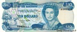10 Dollars BAHAMAS  1984 P.46b pr.NEUF