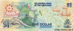 1 Dollar BAHAMAS  1992 P.50a SUP
