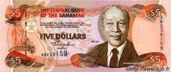 5 Dollars BAHAMAS  2001 P.63b NEUF