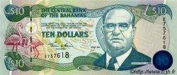 10 Dollars BAHAMAS  2000 P.64 NEUF