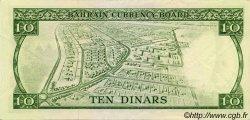 10 Dinars BAHREIN  1964 P.06a SUP+