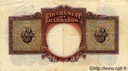 1 Dollar BARBADE  1939 P.02b TTB