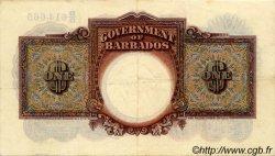 1 Dollar BARBADE  1939 P.02b TTB+