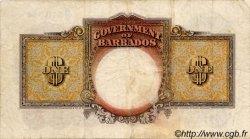 1 Dollar BARBADE  1949 P.02c pr.TTB