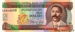 10 Dollars BARBADE  1995 P.48 NEUF