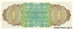 1 Dollar HONDURAS BRITANNIQUE  1964 P.28b NEUF