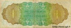 1 Dollar HONDURAS BRITANNIQUE  1970 P.28c TB+