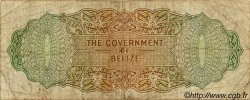 10 Dollars BELIZE  1976 P.36c TB